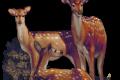New Years 2015 (Deer Omen)