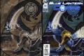 Blue Lantern Corp #0 Mockup